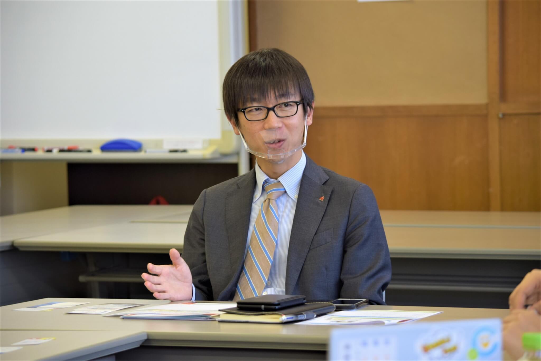 アトムメディカル須田さん