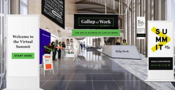Gallup at work summit 2021日本語シェア会第2回